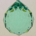 Swarovski  Antique Green